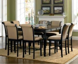 counter height dining table seats 8 home design ideas