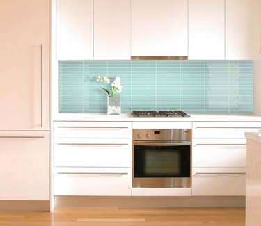 kitchen tiled splashback designs kitchen splashback with matrix tile turquoise format 13