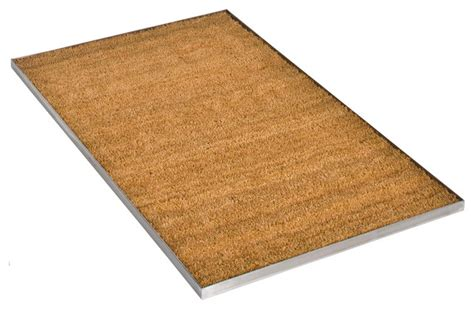 modern doormats maude indoor door mat large modern doormats other