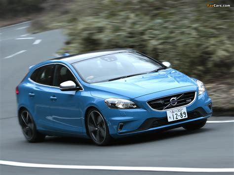 photos of jp photos of volvo v40 r design jp spec 2013 1024x768