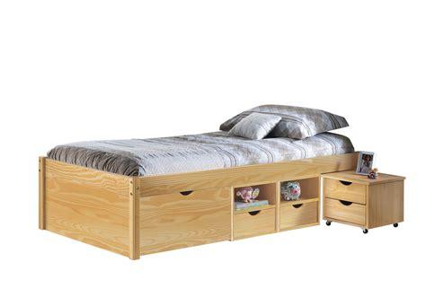 letto nuvola letto in legno nuvola letto contenitore per