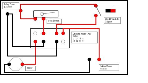 120 volt latching circuit diagram 120 free engine image
