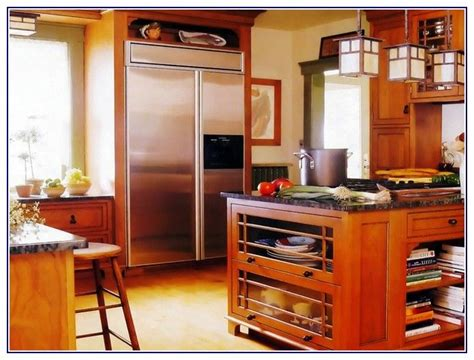 1000 ideas about mission style kitchens on pinterest