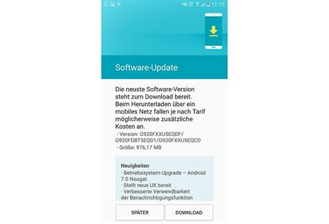 Samsung S6 Update samsung galaxy s6 edge plus android updates lollipop