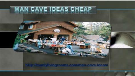 man cave ideas cheap
