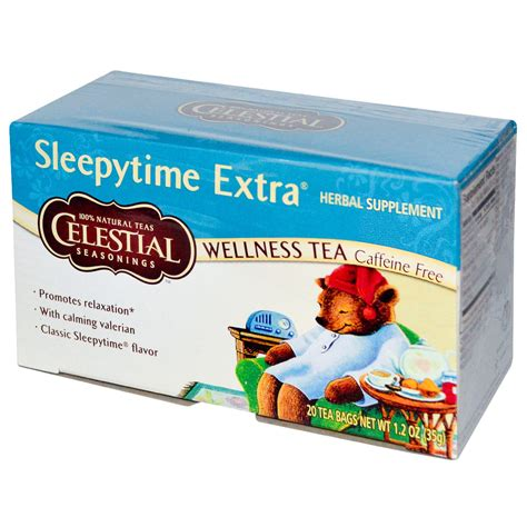 Celestial Seasonings Detox Wellness Tea by Celestial Seasonings Wellness Tea Sleepytime