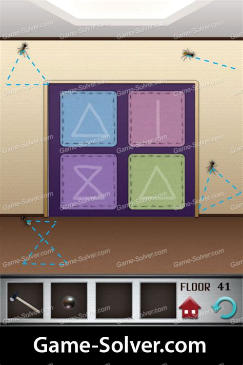 100 floors level 49 annex how to beat 100 floors annex level 49 home plan