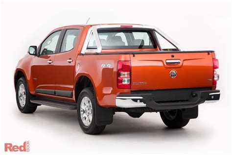 Nwa Volkswagen by 2014 Holden Colorado Rg Ltz Utility Crew Cab 4dr Spts Auto