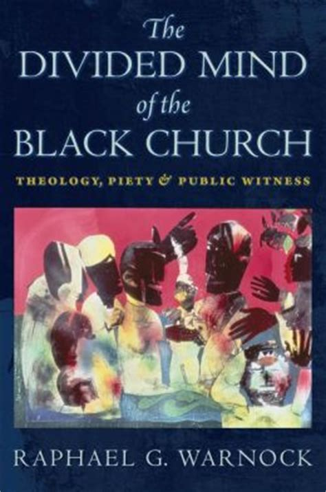 the history of the negro church books book review the divided mind of the black church