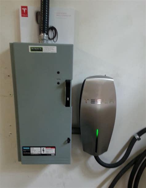tesla chargers jml electric tesla wall charger