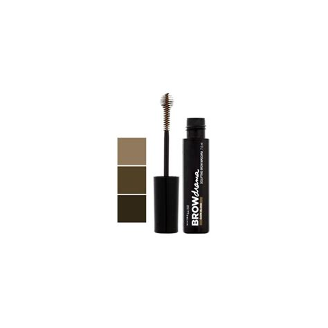 Maybelline Sculpting Brow Mascara maybelline quot brow drama quot sculpting brow mascara 7 6ml