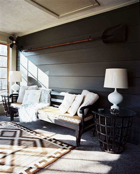black wood paneling 20 rooms with modern wood paneling