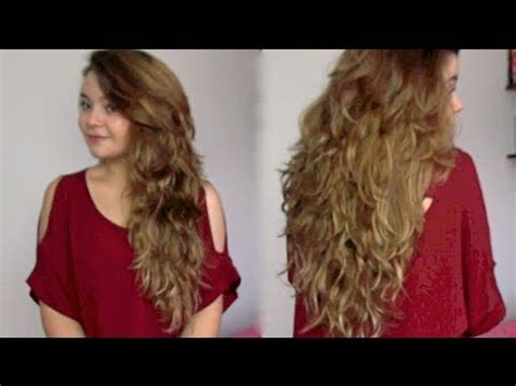 como cortar el pelo en capas yo misma como cortar el pelo en capas largas maqui015 youtube