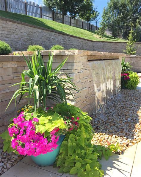 preparing planters for summer on virginia