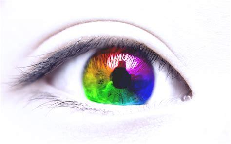 eye color bokeh wallpaper 2560x1600 97552