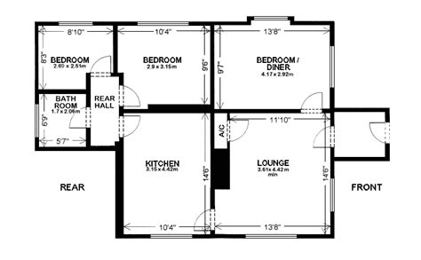 3 bedroom cottage house plans tiny romantic cottage house plan 3 bedroom cottage house plans cottage plan
