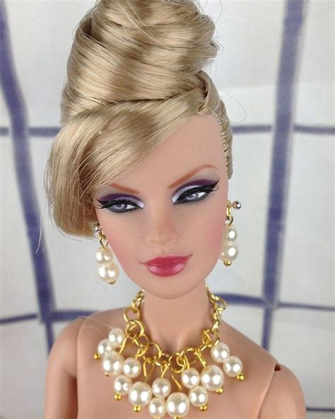 fashion doll earrings 56 best images about jewelry on poppies
