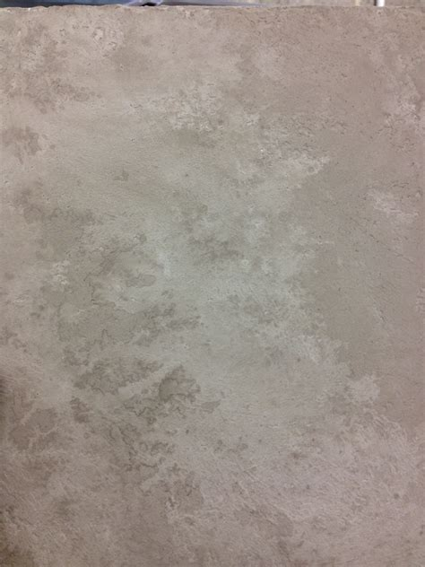 Distressed Concrete Floors - distressed cement finish in warm grey sle for one of