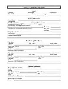 zhorapankratov7 temporary guardianship form download