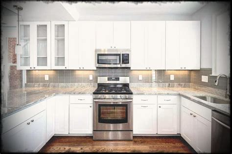 white cabinets with gray granite full size of kitchen white cabinets with black granite