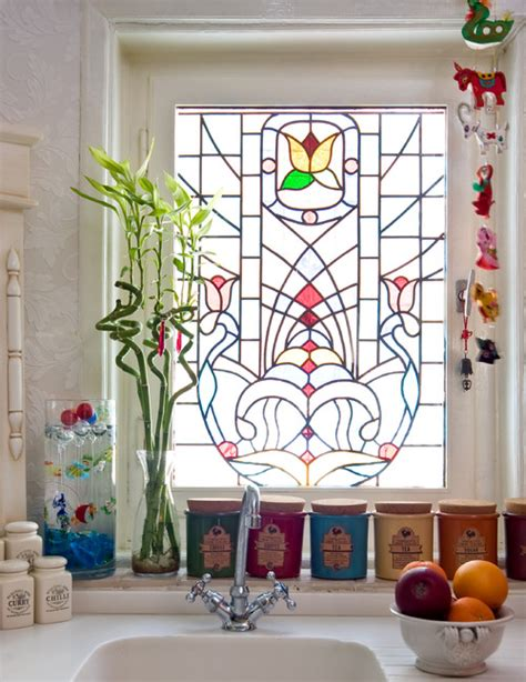 stained glass home decor 20 ideas for home decorating with stained glass panels