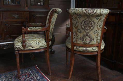 dining armchairs upholstered arm chair dining room chair pads cushions