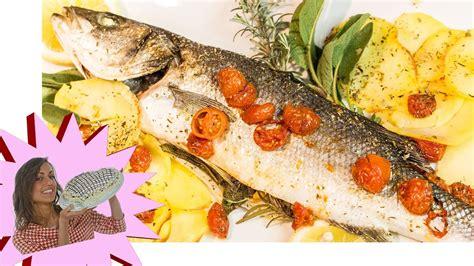 come cucinare pesce come cucinare il pesce in forno ricette casalinghe popolari