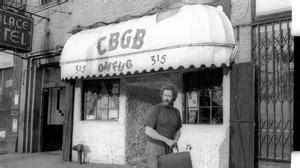 cbgb awning the kosher birthplace of punk the jewish chronicle