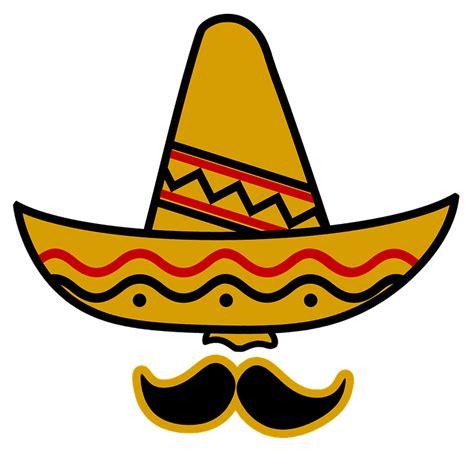 sombrero clip sombrero hat mexico 183 free image on pixabay