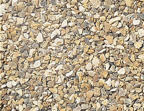 decorative landscape gravel with decorative