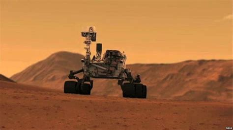 New Home Blueprints by Mars Rover Marks First Year On Red Planet