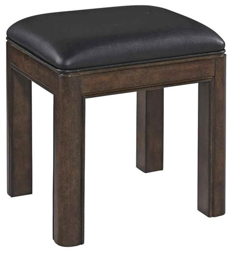 Bathroom Vanity Benches Crescent Hill Vanity Bench Farmhouse Vanity Stools And Benches By Shopladder