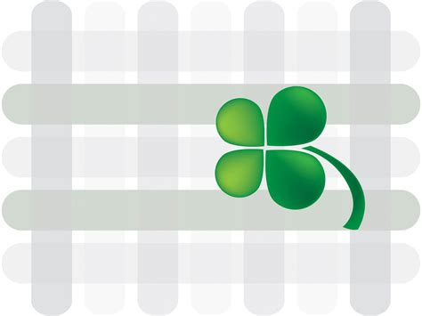 St Patricks Day Backgrounds Green Grey Powerpoint White Templates Free Ppt Backgrounds St S Day Powerpoint Templates