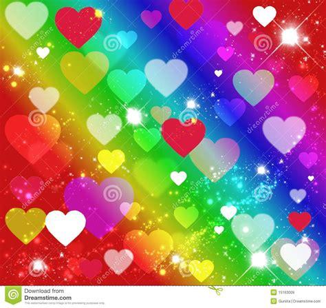 imagenes de corazones y estrellas brillantes corazones brillantes im 225 genes de archivo libres de