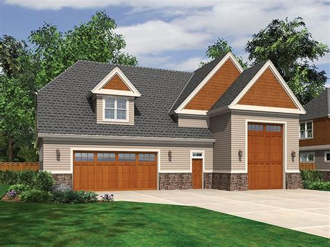 Garage Loft Design Rv Garage Plans Rv Garage Plan With Loft 034g 0015 At