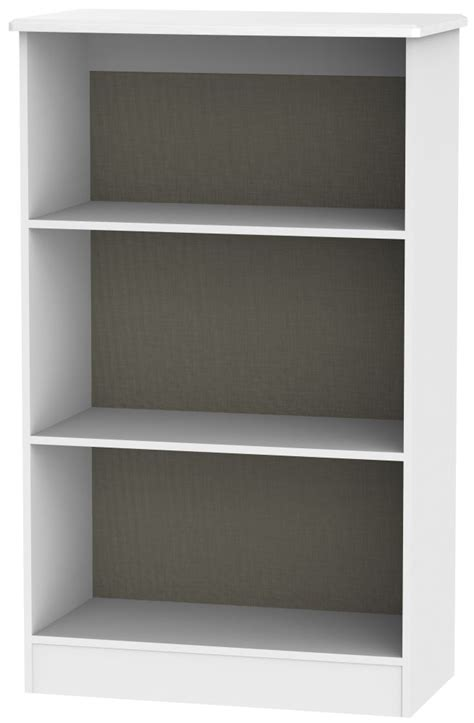 buy white bookcase buy white ash bookcase cfs uk