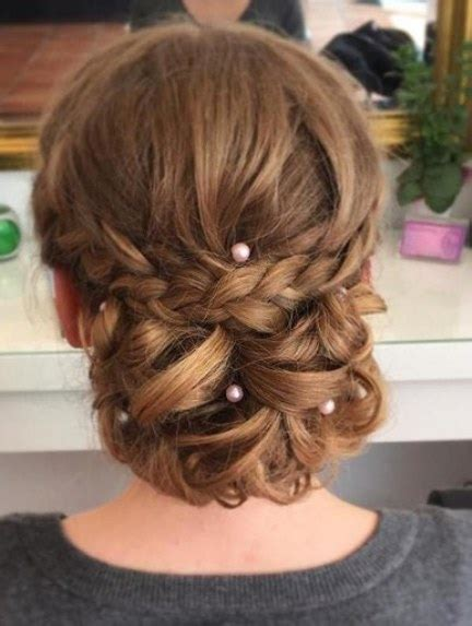 Bun Hairstyles For Prom by 20 Bun Hairstyles For Prom