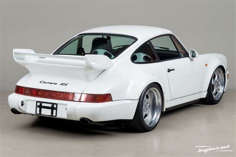 Porsche 964 Carrera Rs 3 8 by Vends Porsche 911 964 Carrera Rs 3 8 1993 Usd 740000