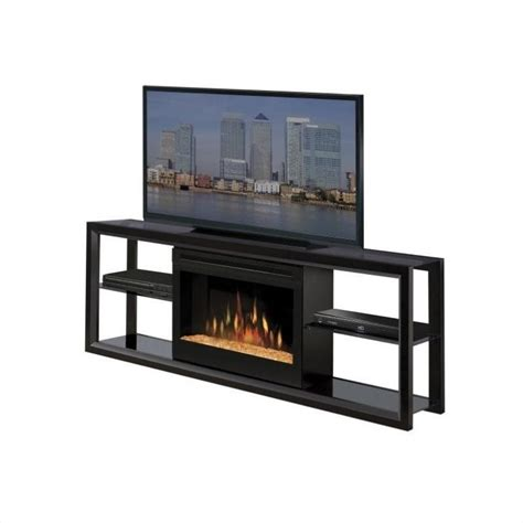 dimplex novara w electric fireplace tv stand ebay
