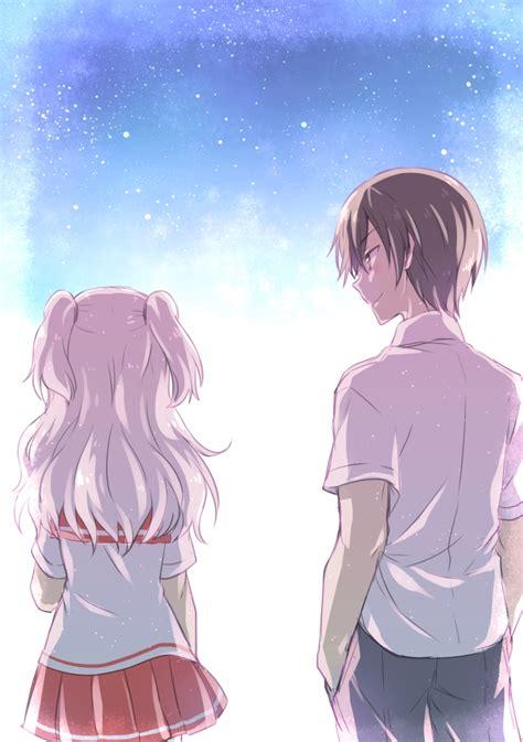 anime net charlotte series fanart zerochan anime image board