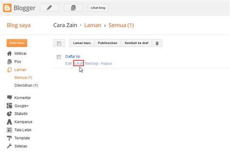membuat daftar isi blog otomatis cara membuat daftar isi di blog otomatis menurut label