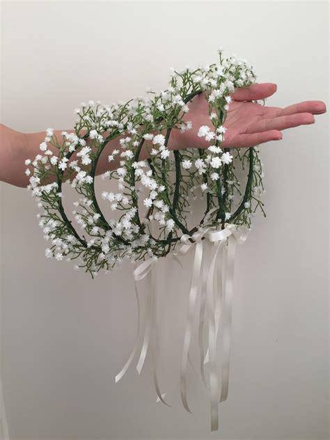 handmade flower crowns hunting handmade