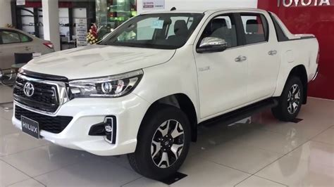 2019 Toyota Hilux by 2019 Toyota Hilux Exterior Features Interior And Test