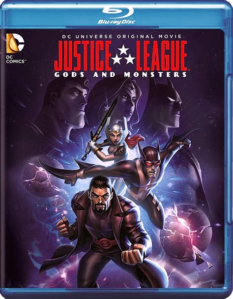 justice league gods and monsters on itunes justice league gods monsters blu ray detailed update