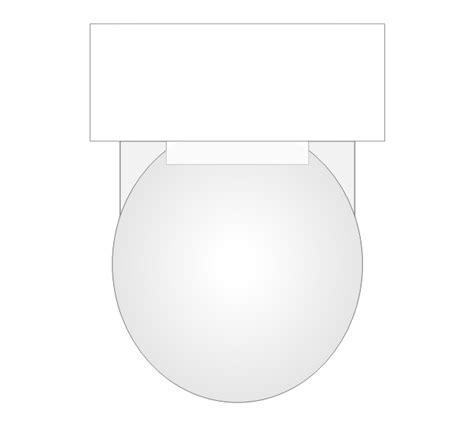 Square Shower Bath bathroom vector stencils library design elements