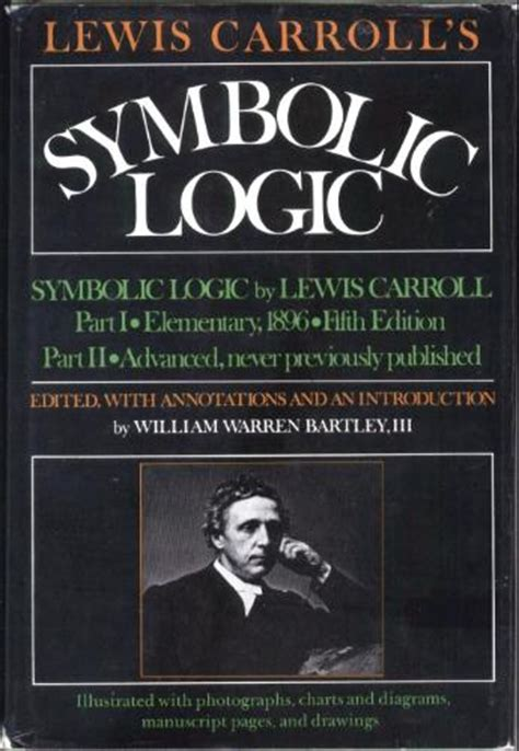 symbolic logic books symbolic logic by lewis carroll link
