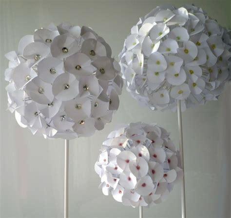 blumenstrauß aus papier basteln 150 verbl 252 ffende bastelideen aus papier archzine net