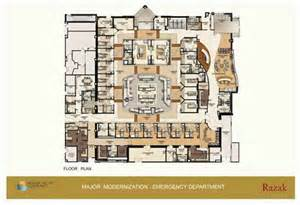 Emergency Room Floor Plan by Emergency Room Floor Plans Emergency Department Floor Plan
