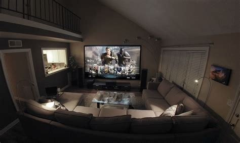 home theater living room room new theater living room interior decorating ideas