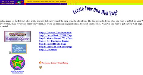 design your html page online tech coach create your own web page